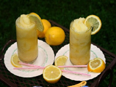 LEMON FLAVORED ICE WATER SYRUP