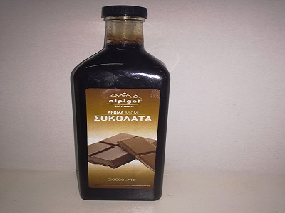 CHOCOLATE FLAVOUR SIROP